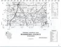 Map Image 026, Washburn County 1977